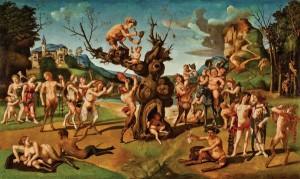 Piero di Cosimo, The Discovery of Honey