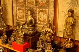 Tang Dynasty mandala tanka