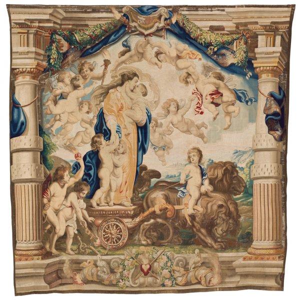 Peter Paul Rubens, The Triumph of Divine Love