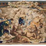 Woven by Jacob Geubels II after designs by Peter Paul Rubens, The Victory of Truth over Heresy
