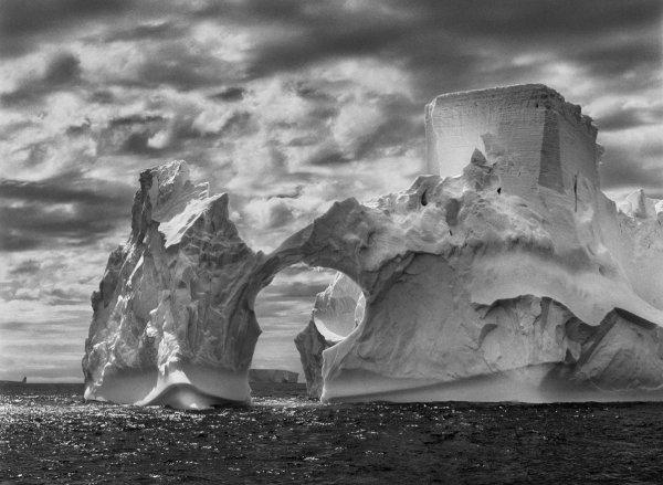 Sebastião Salgado, Iceberg