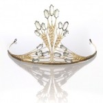 Frederick James Partridge for Liberty & Co., Tiara With Corn Design