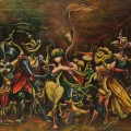 Kurt Seligmann, La Ronde (The Round Dance), 1940–41