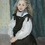 Pierre-Auguste Renoir, Portrait of Mademoiselle Legrand
