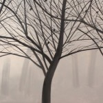 Alex Katz, Winter Landscape 2, 2007