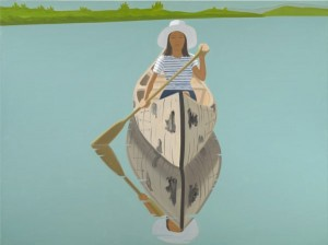 Alex Katz, Good Afternoon, 1974