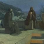 Henry Ossawa Tanner, Nicodemus, 1899,