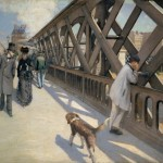 Gustave Caillebotte, The Pont de l'Europe