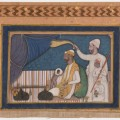 Portrait of a Ruler or Musician, Bijapur or Golconda, circa 1630