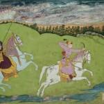 Princely Deer Hunters, Bijapur, circa 1660–70