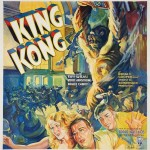King Kong six-sheet poster