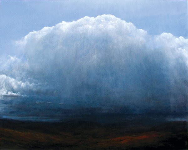 William Berra, Cloud Study