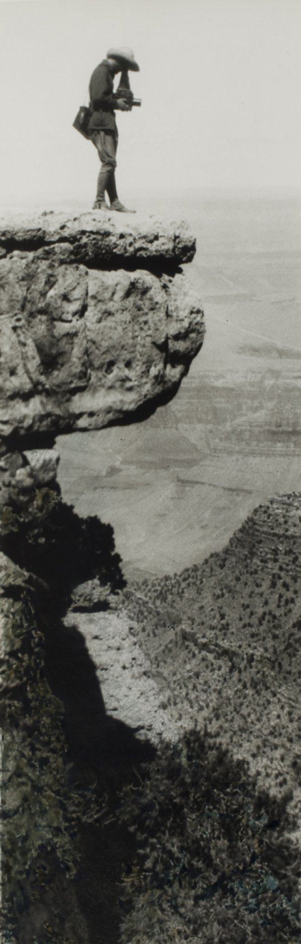 Fannie E. Coburn, Alvin Langdon Coburn at the Grand Canyon