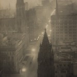 Alvin Langdon Coburn, Fifth Avenue from the St. Regis