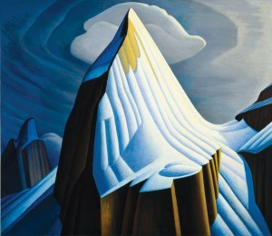 Lawren Harris, Mt. Lefroy, 1930