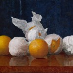 William Joseph McCloskey, Wrapped Oranges, 1889