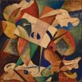 Oswaldo Vigas, Composición IV, 1943