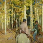 E. Martin Hennings, A Friendly Encounter