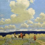 E. Martin Hennings, Beneath Clouded Skies