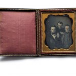 Portrait of 3 Unidentified Men, circa 1850