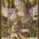 Carlo Crivelli, Virgin and Child