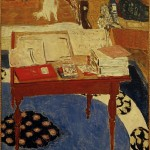 Pierre Bonnard, The Work Table, 1926-37