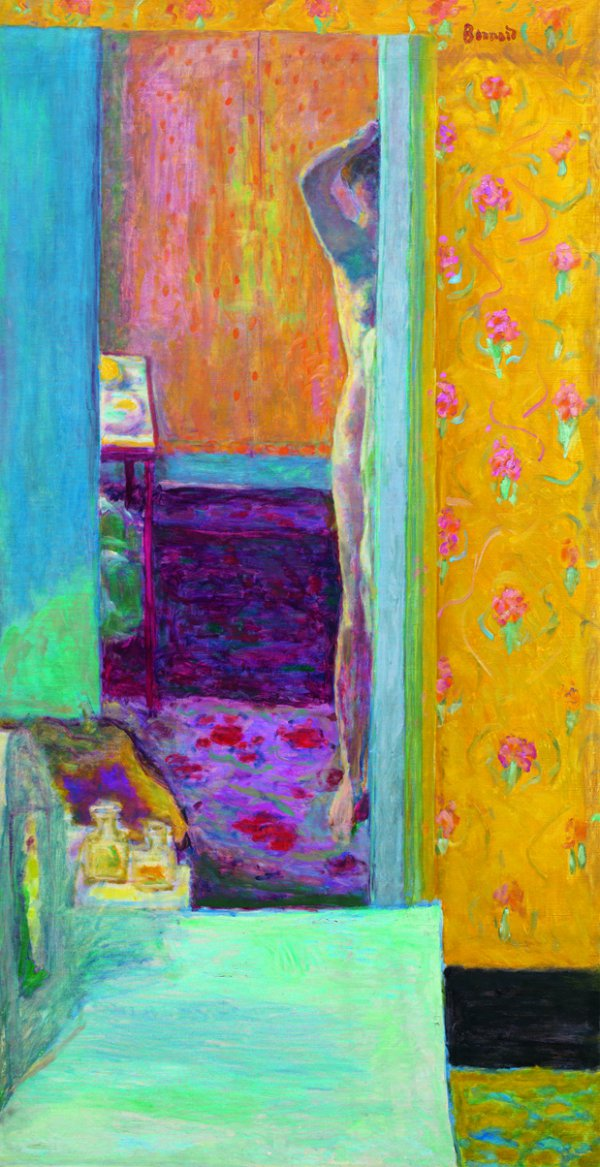 Pierre Bonnard, Nude in an Interior, 1935