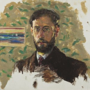 Pierre Bonnard, Self-Portrait, c. 1904