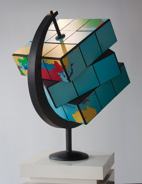 The-Merger, Rubik's Globe