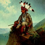 John Mix Stanley, Young Chief, 1868