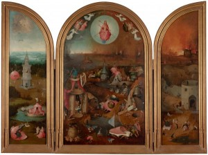 Hieronymus Bosch, The Last Judgment