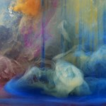 Kim Keever, Abstract 7824b, 2014