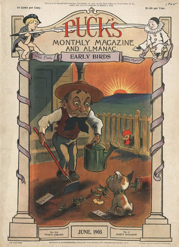 Puck's Monthly Magazine and Almanac, June 1905