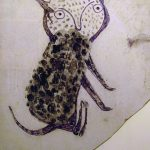 Bill Traylor, Untitled Spotted Cat