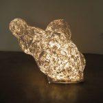Ball Nogues, Music Leg Glob Lamp, 2012
