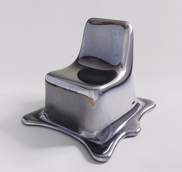 Philipp Aduatz, Melting Chair