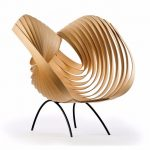 Laura Kishimoto, Yumi Chair II, 2014