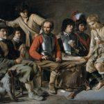 Le Nain, A Quarrel, circa 1640