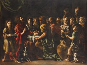 Le Nain, The Last Supper, 1650s