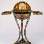 Globe Table (Globustisch), Austrian