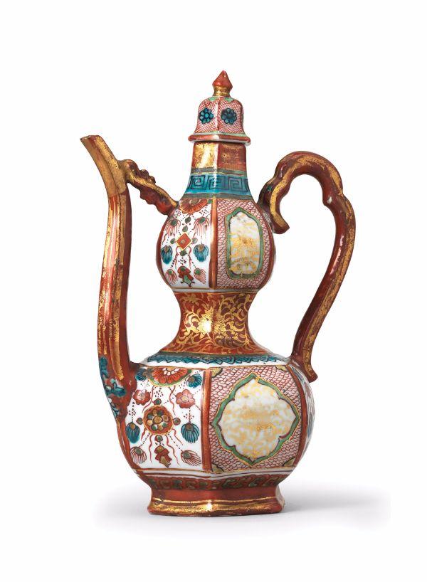 Ewer, Ming dynasty, Jiajing period
