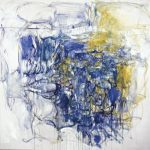 Joan Mitchell, Hudson River Day Line, 1955