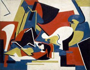 Lee Krasner, Untitled, 1942