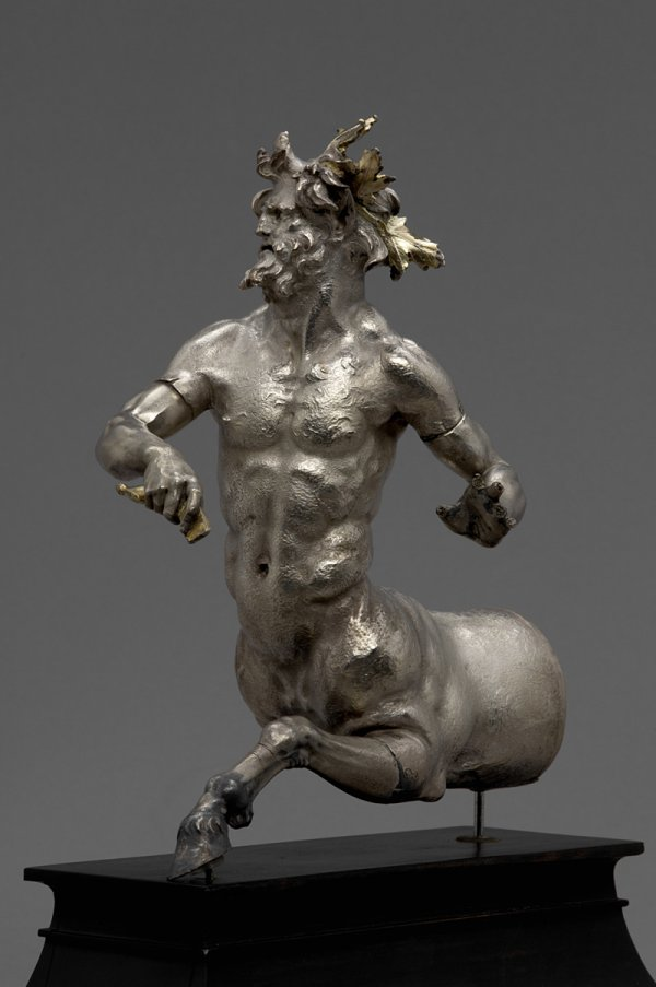 Rhyton in the form of a Centaur, Greek