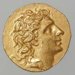 Stater of Mithridates VI Eupator Dionysos, Greek