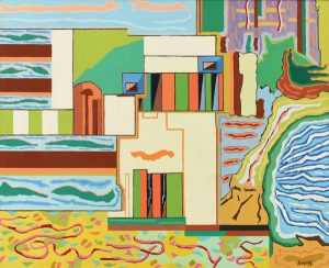 Peter Krasnow, K.-13, 1977