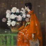 William Merritt Chase, Spring Flowers (Peonies)