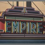 Robert Cottingham, Empire IV, 2012