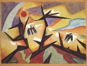 Xul Solar, Otros Troncos, 1919