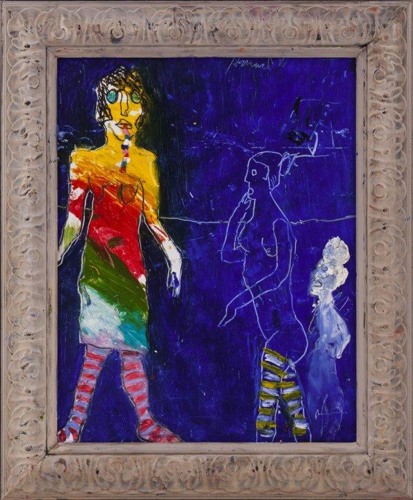 James Havard, Talking in Color #1